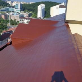 박공지붕 시공